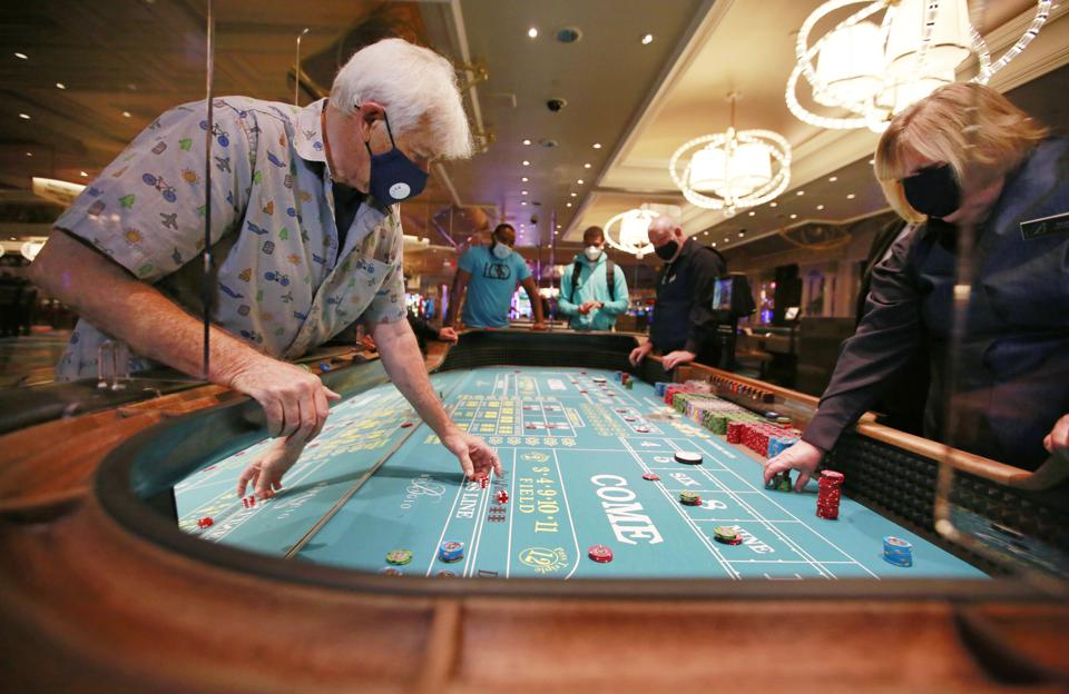 In the Age of knowledge, Specializing in Online Gambling