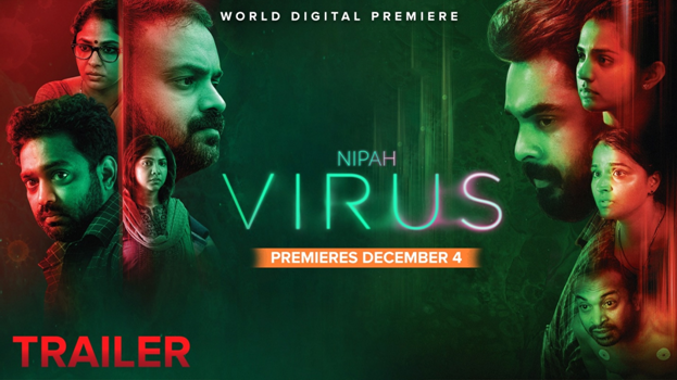 This movie is about pandemic outbreak - Virus