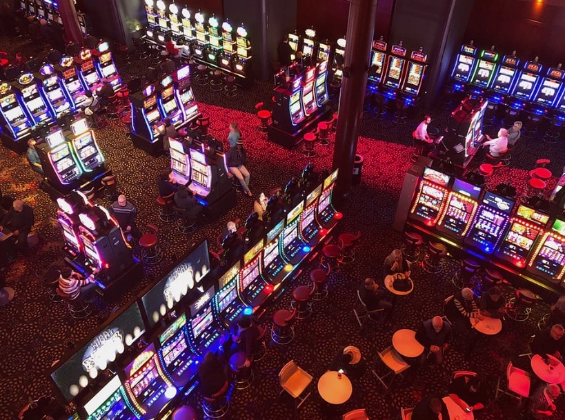 Seven Extra Causes To Be Enthusiastic about Casino