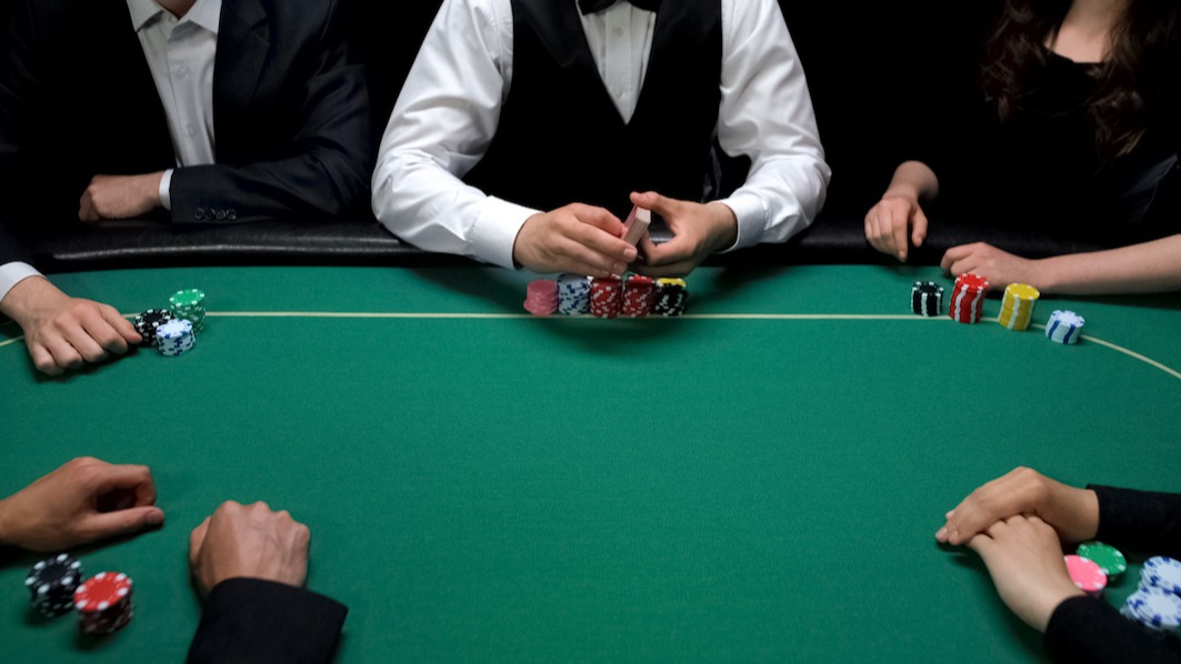 Online Gambling Front view function