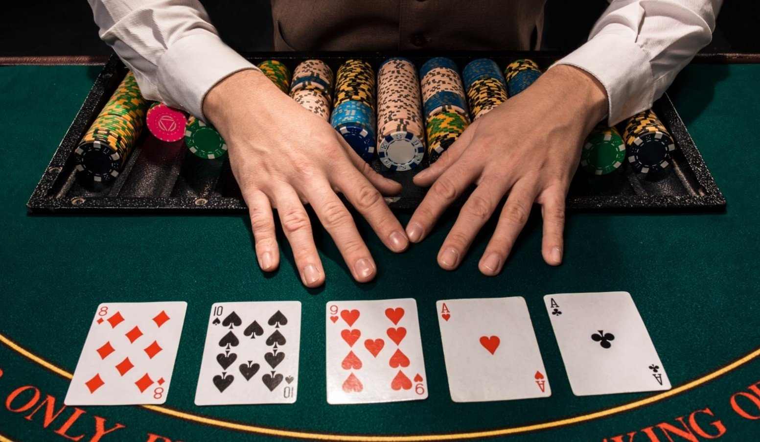 6 Mistakes In Casino That Make You Look Dumb