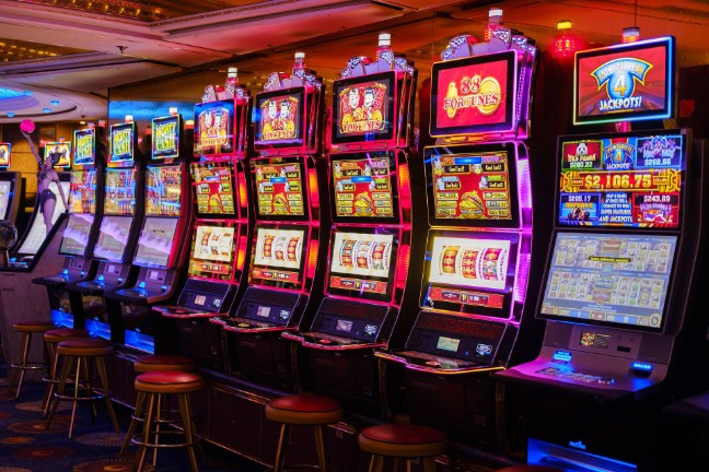 By no means Altering Online Casino Will Eventually Destroy